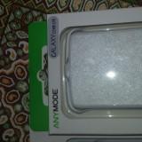 Husa - Husa Telefon Samsung, Alb, Piele Ecologica, Cu clapeta, Carcasa