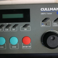 CULLMANN - dispozitiv de editare video
