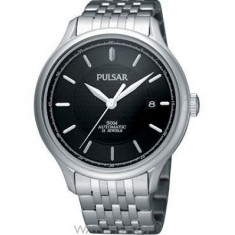 Ceas Pulsar by Seiko automatic - Ceas barbatesc Pulsar, Lux - elegant, Mecanic-Automatic, Inox, Analog