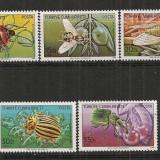 Turcia.1982 Fauna-Insecte ST.388 - Timbre straine, Nestampilat