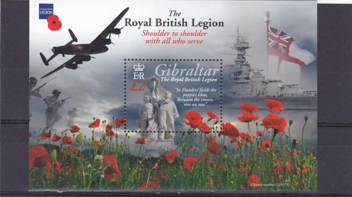 Militarie ,legiune regala britanica ,Gibraltar.