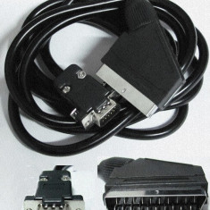 Cablu euroscart la  HD15