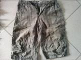 Pantaloni scurti de vara pentru baieti, marimea 9-10 ani, cu carouri