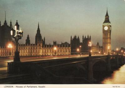 2919  -  Anglia - Londra - necirculata foto
