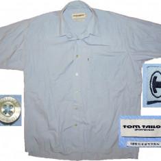 Camasa TOM TAILOR (L spre XL) - Camasa barbati Tom Tailor, Marime: L/XL, Maneca scurta