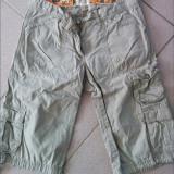 Pantaloni de vara, tip bermude, marimea 36, XS, unisex, marca H&M, 12-15 ani