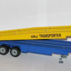 SIKU - Trailer Auto Transporter - Macheta auto Siku, 1:50