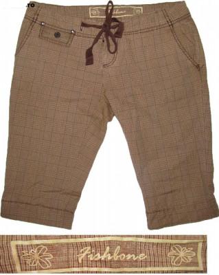 Pantaloni scurti FISHBONE (dama S spre M) cod-700423 foto