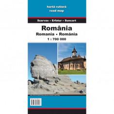 Dimap Harta Rutiera Romania foto