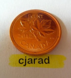 Moneda 1 Cent - CANADA, anul 2012   UNC *** Cod 329, America de Nord