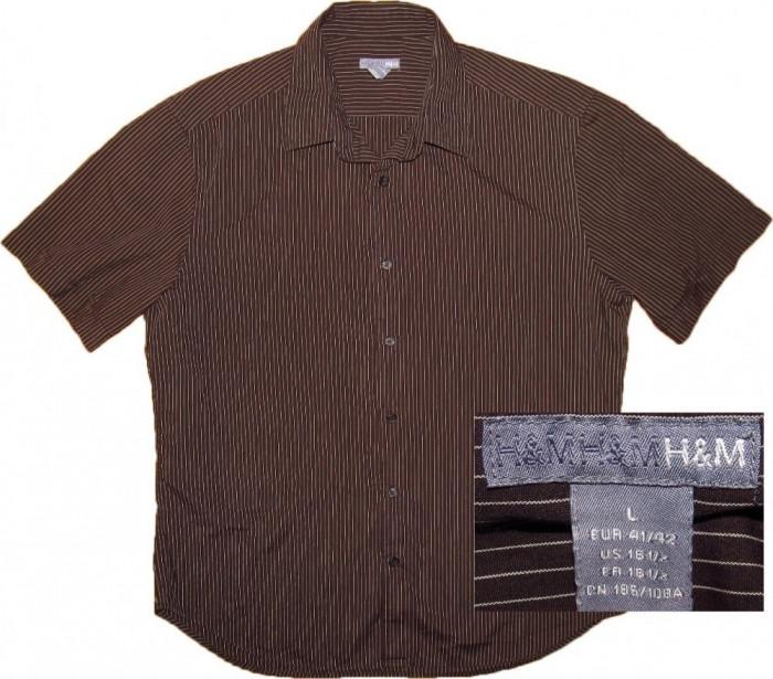 Camasa H&M originala, stare perfecta (L) foto mare