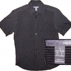 Camasa H&M originala (S) - Camasa barbati H&m, Marime: S, Maneca scurta