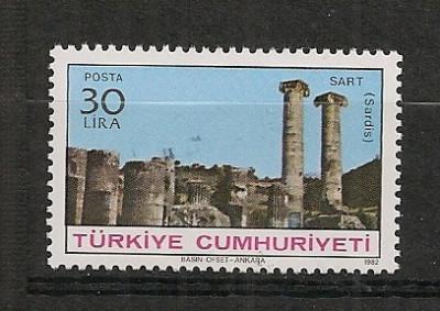 Turcia.1982 State antice  ST.392 foto