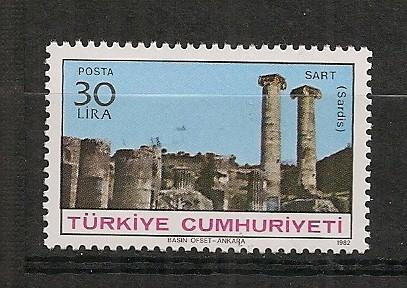 Turcia.1982 State antice  ST.392