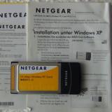 Wireless PCMCIA