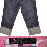 Pantaloni trei sfert RIP CURL originali (dama 28-L) cod-700322 - Pantaloni dama, Marime: M/L, Trei-sferturi