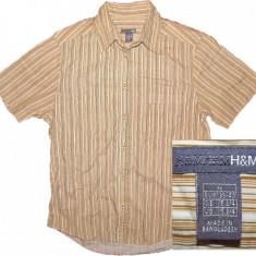 Camasa H&M stare foarte buna (M) - Camasa barbati H&m, Marime: M, Culoare: Alta, Maneca scurta