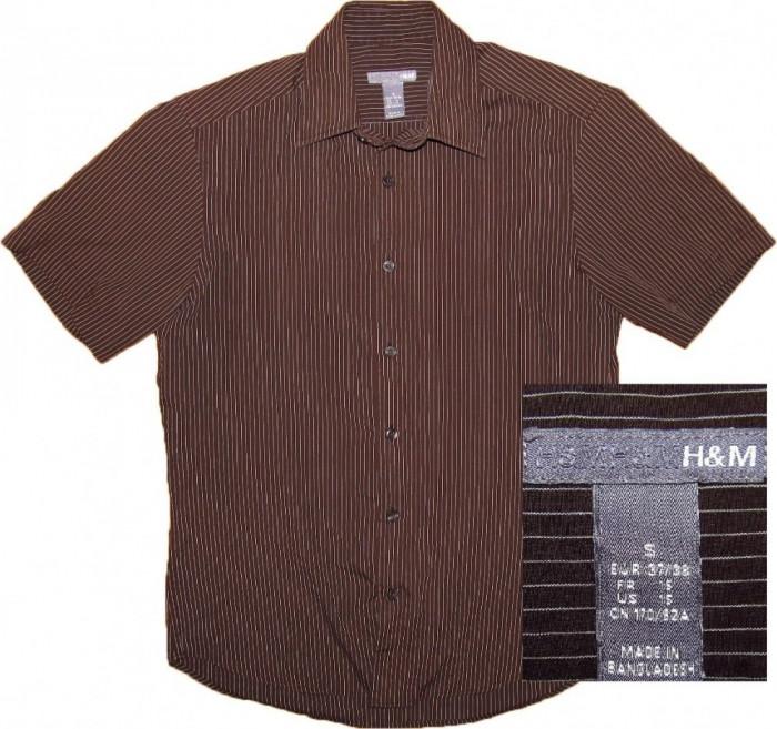 Camasa H&M (S) cod-600120 foto mare
