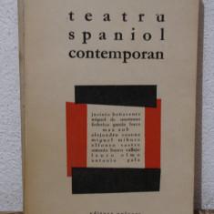 TEATRU SPANIOL CONTEMPORAN - Carte Teatru