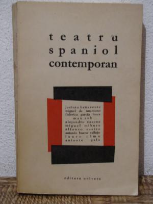 TEATRU SPANIOL CONTEMPORAN foto