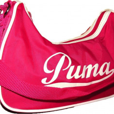 Gentuta poseta PUMA ca noua cod-900210 - Geanta Dama Puma, Culoare: Alta, Marime: Mica, Geanta sport