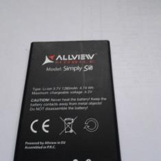 Acumulator Allview SIMPLY S5 / Baterie swap / POZE REALE, Li-ion