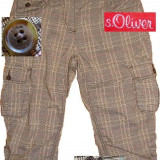 Pantaloni trei sfert casual S.OLIVER (tineret 158 cm) cod-704160, Marime: Masura unica