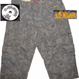 Pantaloni trei sfert casual S.OLIVER (tineret 158 cm) cod-704059, Marime: Masura unica