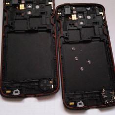Capac spate + rama Samsung Galaxy S4 active i9295 swap - Capac baterie