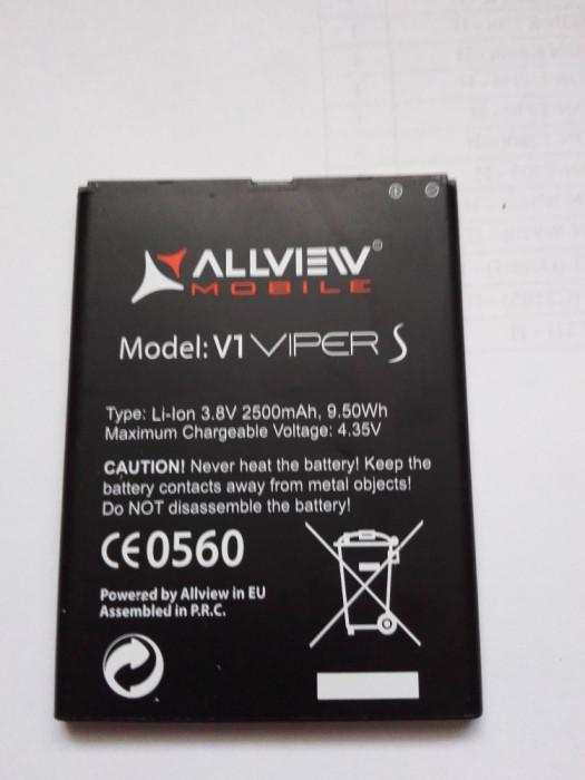 Acumulator Allview  V1 Viper S / Baterie swap /  / POZE REALE