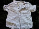 Camasa, camasuta copii, 86 cm, 1-2 ani, Zara Baby. COMANDA MINIMA 30 LEI!, Unisex