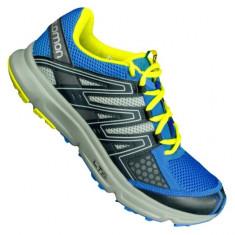 Pantofi pentru alergare Salomon XR Shift Blue (SAL-352252-BLU) - Adidasi barbati Salomon, Marime: 42, 44, 46, 47, Culoare: Albastru