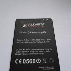 Acumulator Allview VIPER S 4G / Baterie swap / POZE REALE