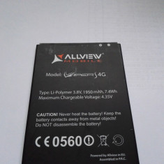 Acumulator Allview VIPER S 4G / Baterie swap / POZE REALE, Li-ion
