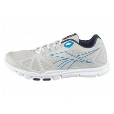Pantofi sport barbatesti Reebok Yourflex Train RS 6.0 (REB-30011-GRY) - Adidasi barbati Reebok, Marime: 42, 44, 45, 46, Culoare: Gri