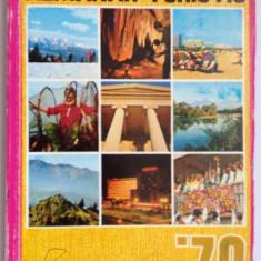 Almanah turistic - 1970