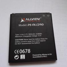 Acumulator Allview P5 alldro / Baterie swap / / POZE REALE, Li-ion