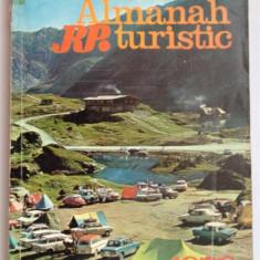 Almanah turistic - 1976