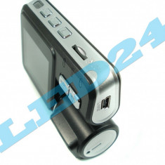 Camera video auto SunTop HD 720p Dubla, CU TELECOMANDA, SI INREGISTRARE DE CALITATE, 32GB, Wide, Double, Full HD, miniUSB