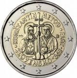 SLOVACIA 2013 moneda 2 euro comemorativa - UNC
