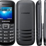 SAMSUNG E1200I - Telefon Samsung, Negru, Nu se aplica, Vodafone, Single SIM, Fara procesor