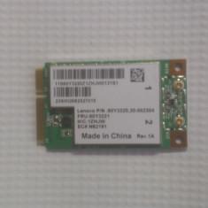 Placa Wifi wireless Laptop Lenovo Ideapad S12 60Y3220 20-002304