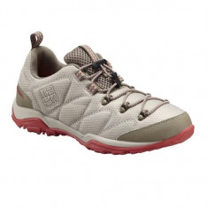Pantofi sport pentru femei Columbia Firecamp Waterproof Black Silver (CLM-BL3977-SIL) - Adidasi dama Columbia, Culoare: Gri, Marime: 37, 38, 40