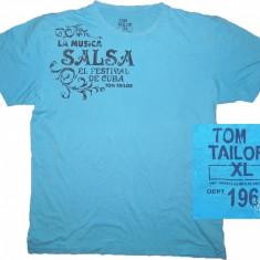 Tricou TOM TAILOR (XL) cod-601417 - Tricou barbati Tom Tailor, Maneca scurta