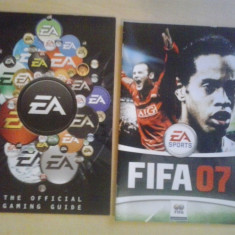 Manual - FIFA 07 - Playstation PS2 ( GameLand )