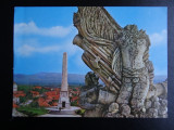 SEPT15 - Vedere/ Carte postala - Alba-Iulia, Circulata, Printata