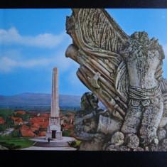 SEPT15 - Vedere/ Carte postala - Alba-Iulia - Carte Postala Banat dupa 1918, Circulata, Printata