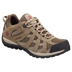 Pantofi drumetie pentru dame Columbia Redmond Waterproof (CLM-BL3947-SAD) - Adidasi dama Columbia, Culoare: Maro, Marime: 36, 37, 38