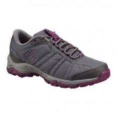 Pantofi sport pentru dame Columbia Firecamp Shale (CLM-BL3900-SHA) - Adidasi dama Columbia, Culoare: Gri, Marime: 37, 40, 41