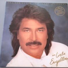 ENGELBERT HUMPERDINK - IN LOVE (1988 / BMG MUSIC/ RFG) - VINIL/VINYL/IMPECABIL, ariola